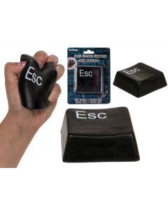 ESC-toets tegen stress
