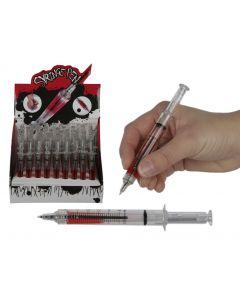 Injectiespuit balpen