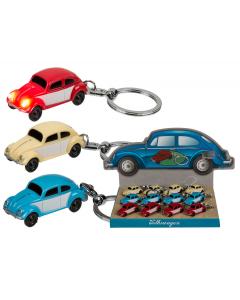 Sleutelhanger VW Beetle met LED