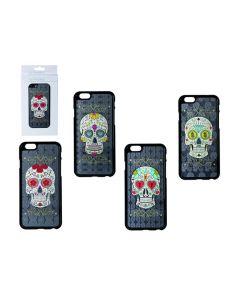 Skull 3D kunststof cover voor iphone 6