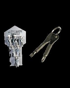 Sleutelhanger met schroevendraaiers