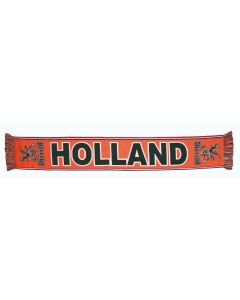Holland knitted scarve