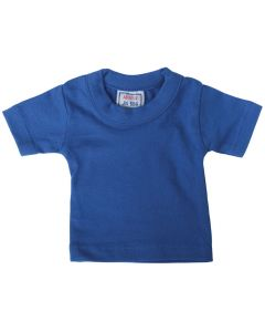 J&N mini T-shirt royal blue