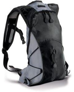 Sportieve Rugtas black/grey