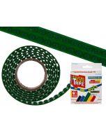 Flexibel bouwsteentape groen
