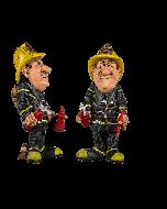 Funny figures - brandweerman