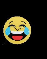 Klok Laughing emotion
