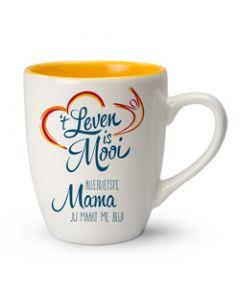Mok Allerliefste Mama, jij maakt me blij