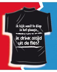 Mini T-shirt Glaasje