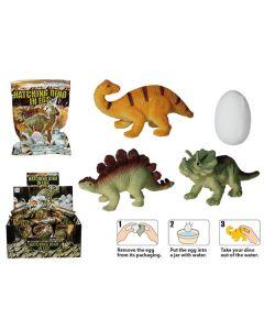 Verrassingsei met dinosaurus