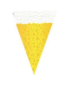 Vlaggenlijn biertje