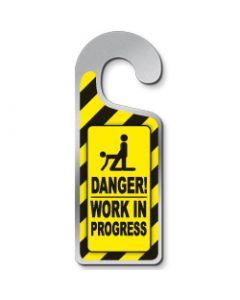Deurhanger Danger work in progress