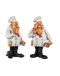 Funny figures - chefkok