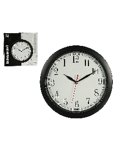 Backwards Clock (verpakking beschadigd)