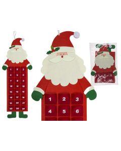 Adventskalender Kerstman