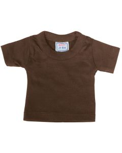 J&N mini T-shirt brown