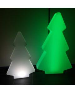 Kerstboom met LED verlichting 115 cm hoog