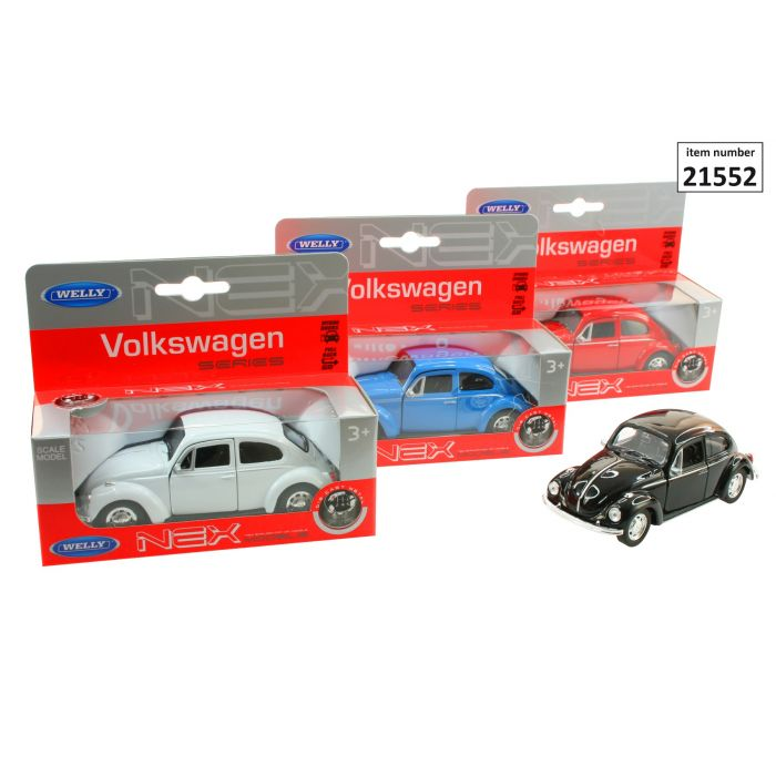 Welly Volkswagen Beetle