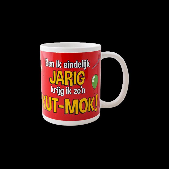 Funny mok Jarig